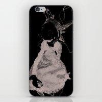 Death in Paris iPhone & iPod Skin