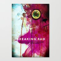 BREAKING BAD Canvas Print