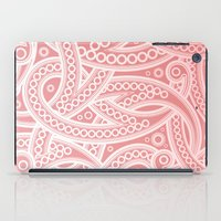 Pink Pattern iPad Case