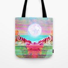 Moon's Cradle Tote Bag