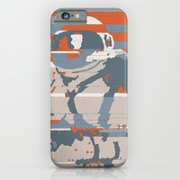 iPhone & iPod Case featuring Spacewalk by Andy Detskas