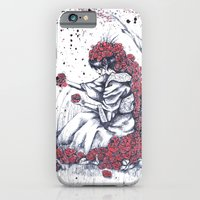 The color of the flowers iPhone 6 Slim Case