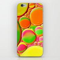 A Splash Of Colour iPhone & iPod Skin