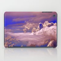 sky sunset iPad Case