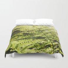 Sun leaf Duvet Cover
