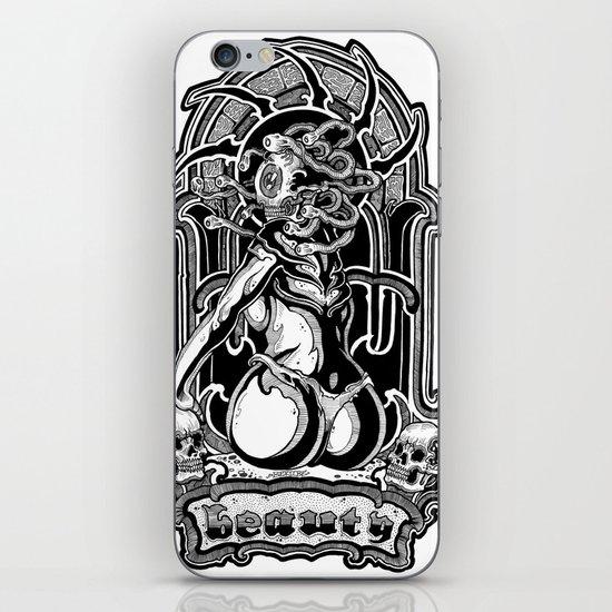 beholder iPhone & iPod Skin