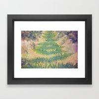 Fern 018 Framed Art Print