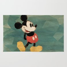 Mr. Mickey Mouse Rug