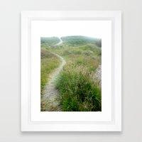 Path of Glory Framed Art Print