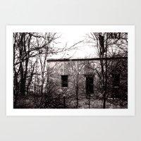 Derilect Art Print