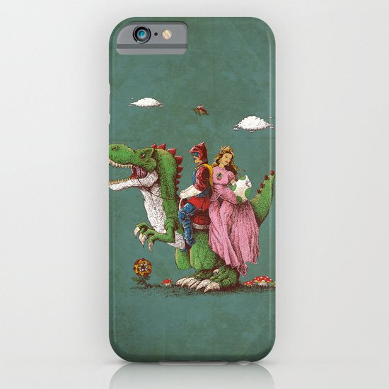 historical reconstitution iPhone & iPod Case