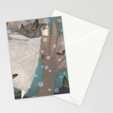 Finding Winter Stationery Cards