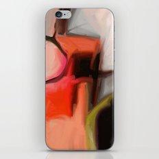 Red Beast iPhone & iPod Skin