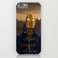 Steampunk Robot Slim Case iPhone 6s