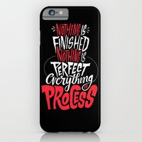 iPhone & iPod Case featuring Process by Chris Piascik