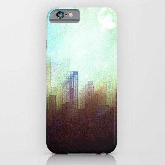 Sad city iPhone & iPod Case