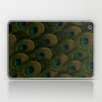 Peacock Eye Laptop & iPad Skin