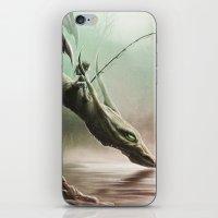 Fishing On The Drinking … iPhone & iPod Skin