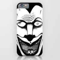 Maniac Mickey iPhone 6 Slim Case