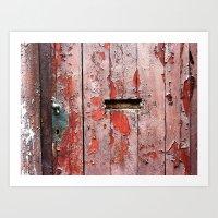 The Door 12 Art Print