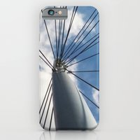 iPhone & iPod Case featuring Mast by Amy K. Nichols