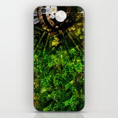 Artes Graficas Poster iPhone & iPod Skin