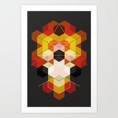 LNE #3 Art Print