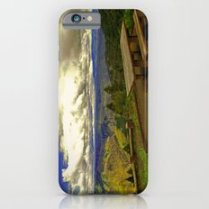 Table with a View iPhone 6 Slim Case