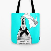 Bourgeois Anarchy Tote Bag