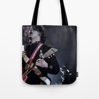 Jack White Airline Satan Tote Bag