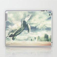 Into the sky Laptop & iPad Skin