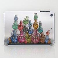 Villa Vase iPad Case