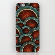 Illustrious Circles iPhone & iPod Skin