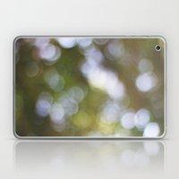 tree bokeh Laptop & iPad Skin