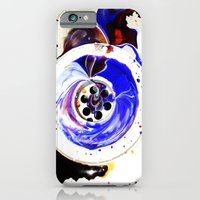 iPhone & iPod Case featuring Blue by Alice Price