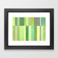 watercolor Framed Art Print