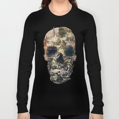Skull Town Long Sleeve T-shirt