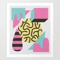 Postiaza Art Print