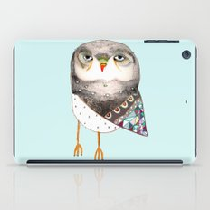 Owl by Ashley Percival iPad Case