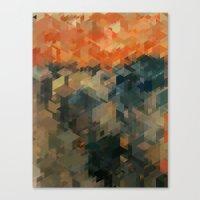 Panelscape Iconic - The … Canvas Print