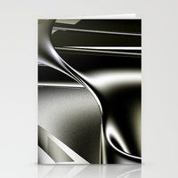 Sinuosity Stationery Cards