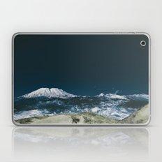 Waves Of Mount Saint Hel… Laptop & iPad Skin