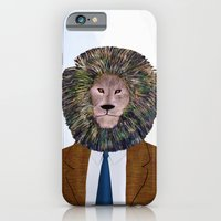 Uncle Leo's Portrait iPhone 6 Slim Case