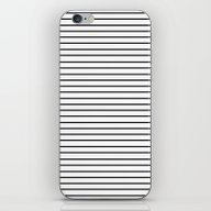 Minimal Stripes iPhone & iPod Skin