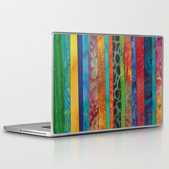 Travel to Bali Laptop & iPad Skin