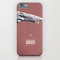 Mass Effect iPhone 6 Slim Case