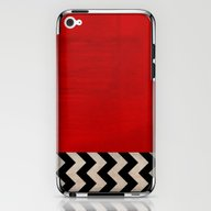 Twin Peaks - Red Room iPhone & iPod Skin