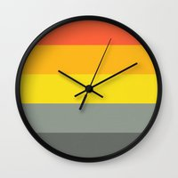 Mindscape 8 Wall Clock