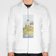 Peaceful Lighthouse II Hoody