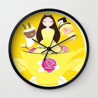 Worldwide Endometriosis … Wall Clock